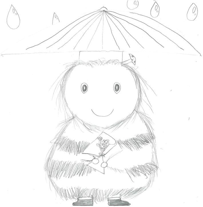 雨やどりだけ