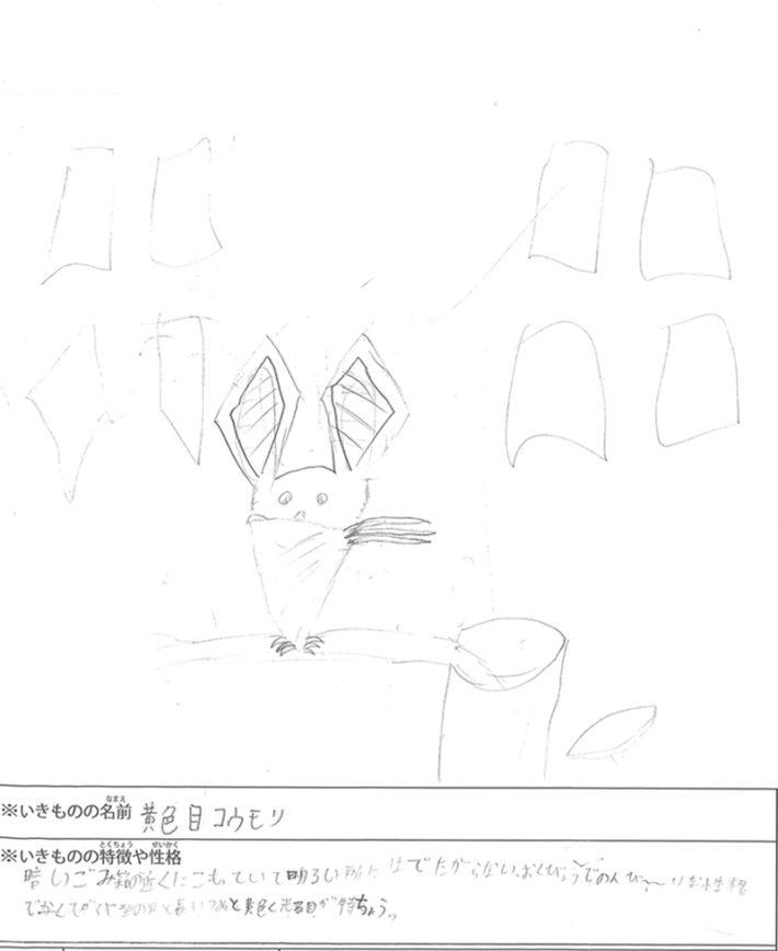 黄色目コウモリ