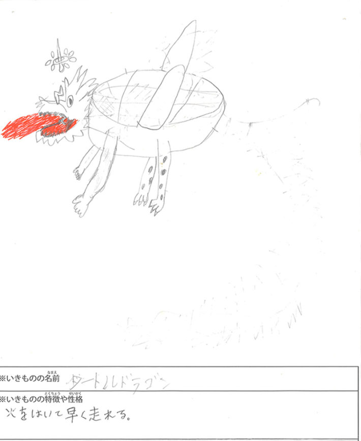 タートルドラゴン