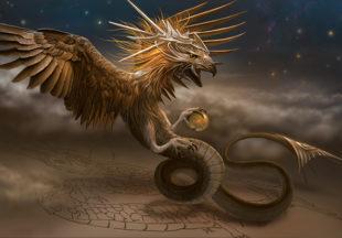 自然竜ジュラシック・シャイン・ドラゴン 先生描き下ろし